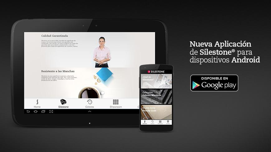 App-Android-Silestone-es