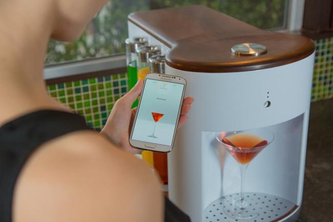 barman-robotico