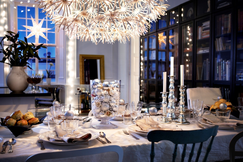 Adornos y decoraci n de navidad la mesa estilos ideas - Trucos decoracion ...