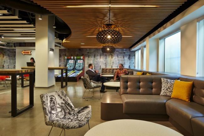Microsoft busca que sus oficinas gusten for Oficinas de microsoft