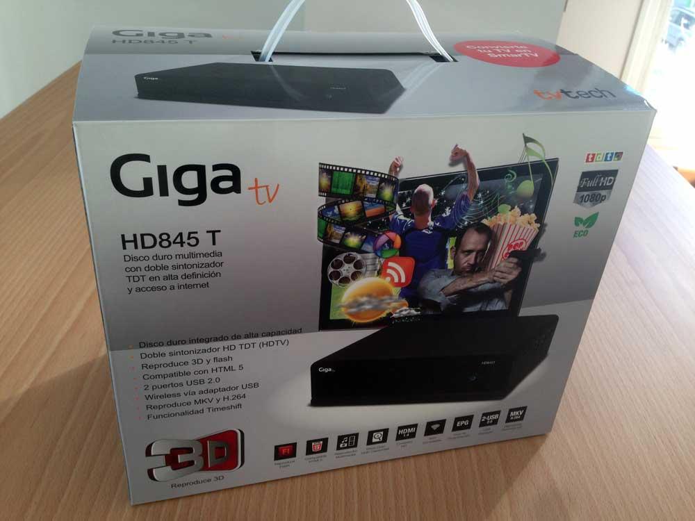 GigaTV HD845 T