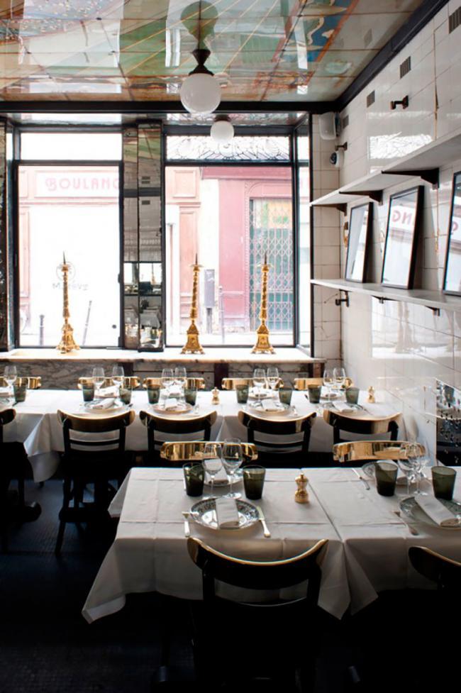 Estilos de decoraci n de bares y restaurantes for Ideas decoracion restaurante