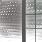 Las persianas también forman parte de la decoración