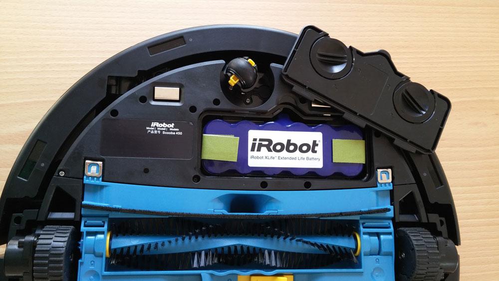 irobot scooba 450 review