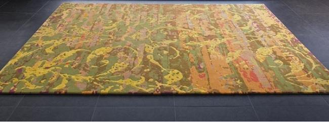 alfombra selva