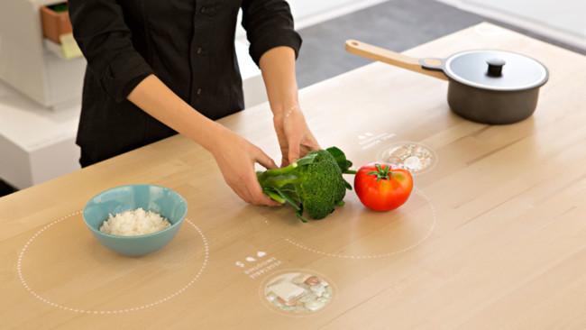 ikea proyeccion cocina