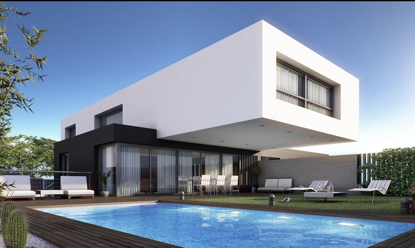 Las casas prefabricadas de hormigón estan de moda | DecorAccion.es ...
