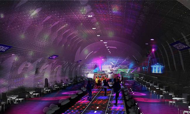 discoteca metro