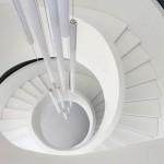 Las escaleras de caracol viven una segunda juventud