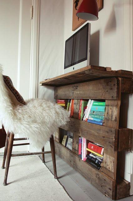 mueble palet madera