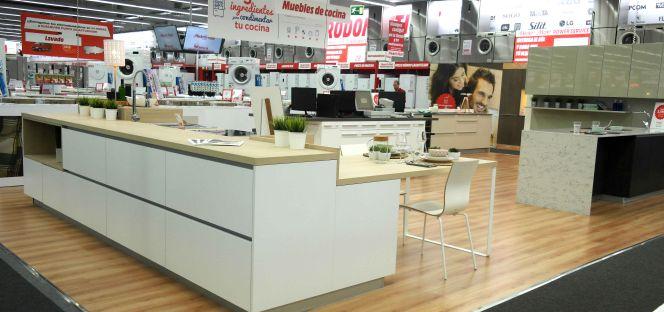 Media Markt muebles de cocina