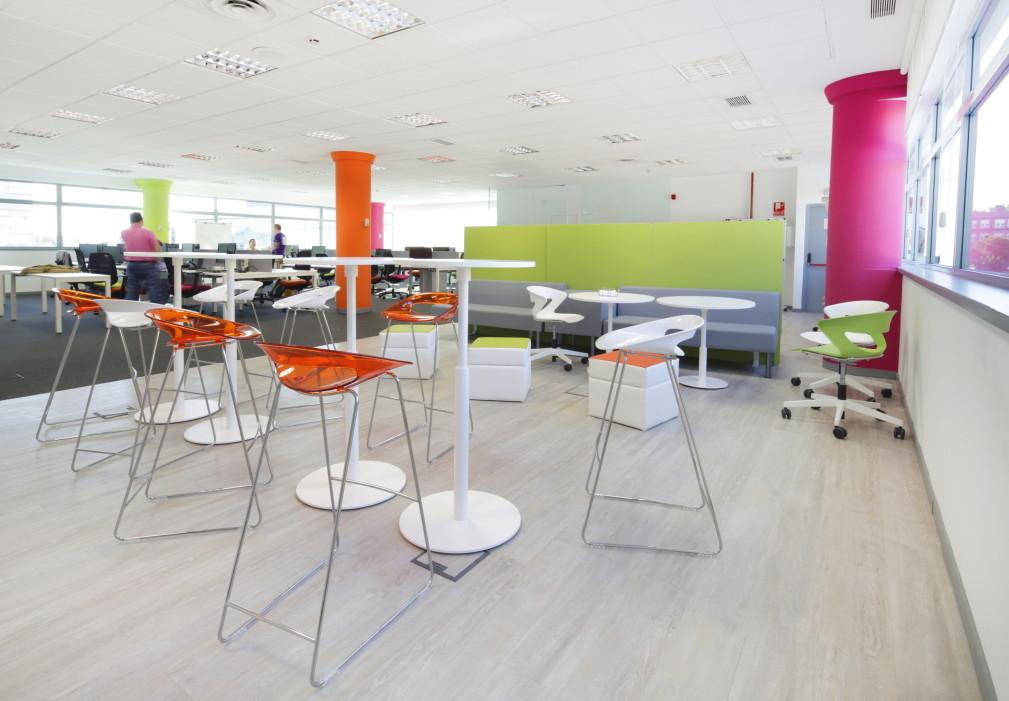 RAET oficinas madrid
