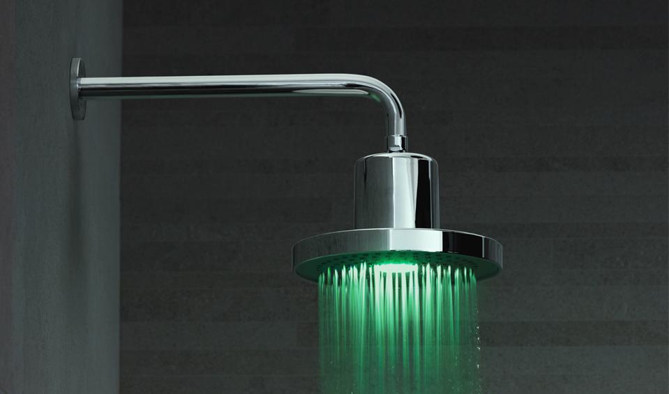 Las duchas inteligentes llegan a nuestro baño