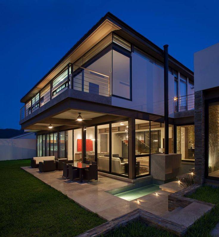 Las casas modernas prefabricadas buscan el minimalismo for Casas prefabricadas modernas