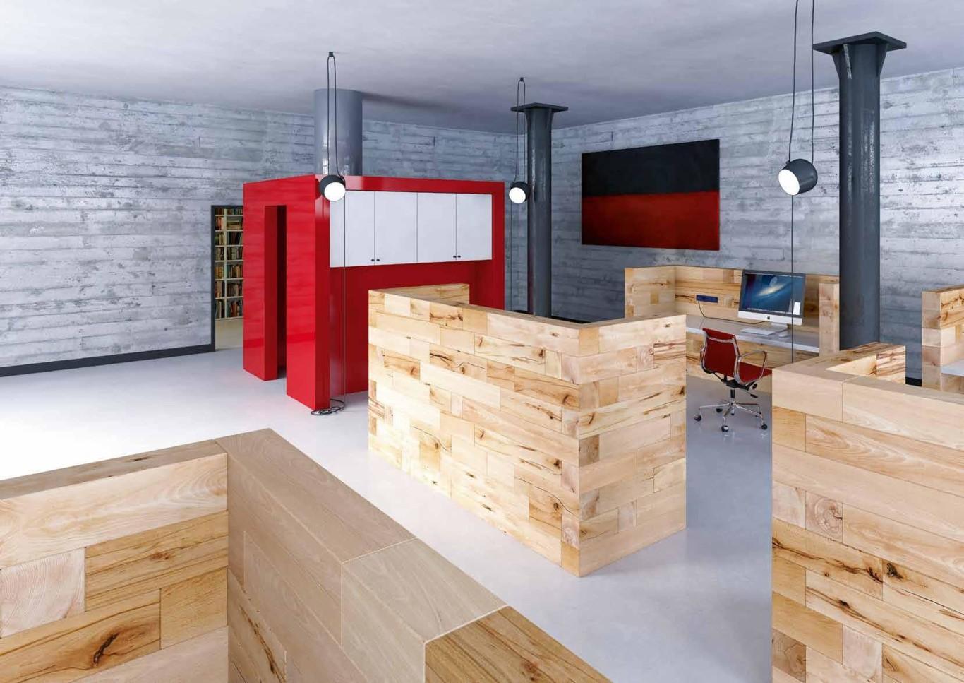 Los sistemas modulares en madera son tendencia para - Separador de madera ...