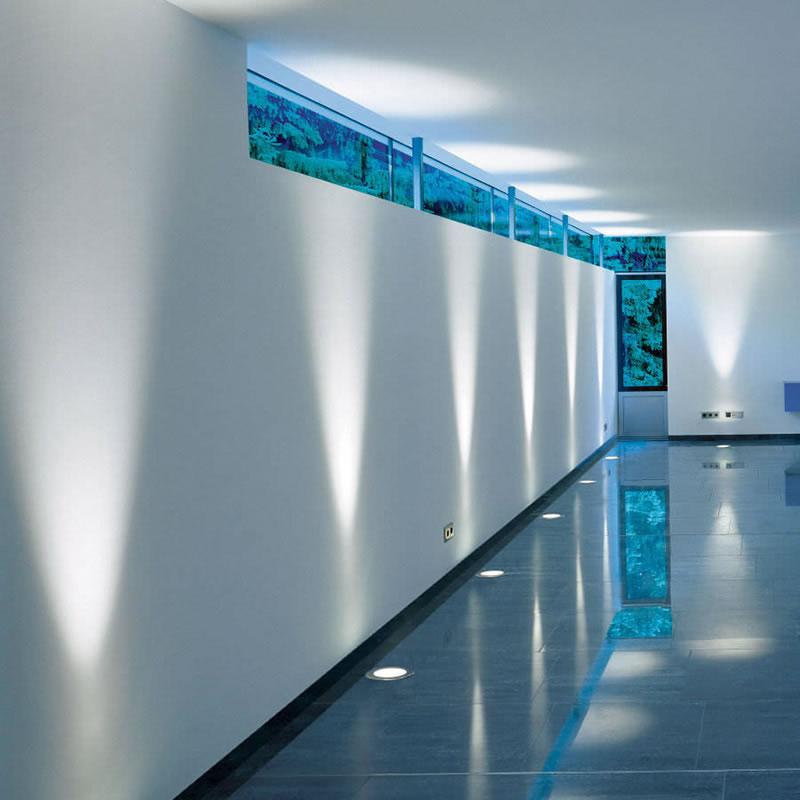 C mo elegir un foco empotrable tendencias para el hogar - Focos iluminacion interior ...