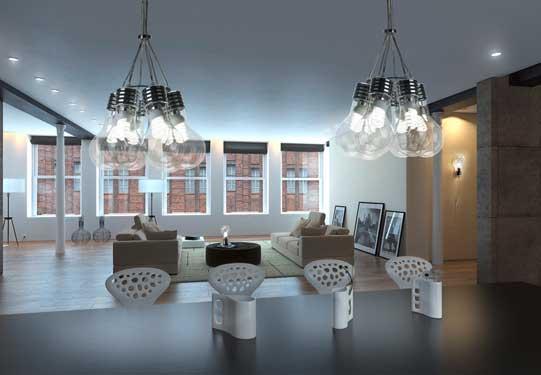 bombillas lampara