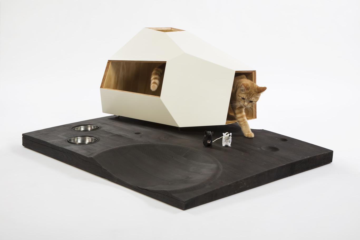 Knowhow Shop - Lunar Cat Lander