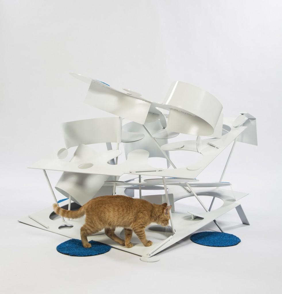 Lehrer Architects - Kitty Kurves
