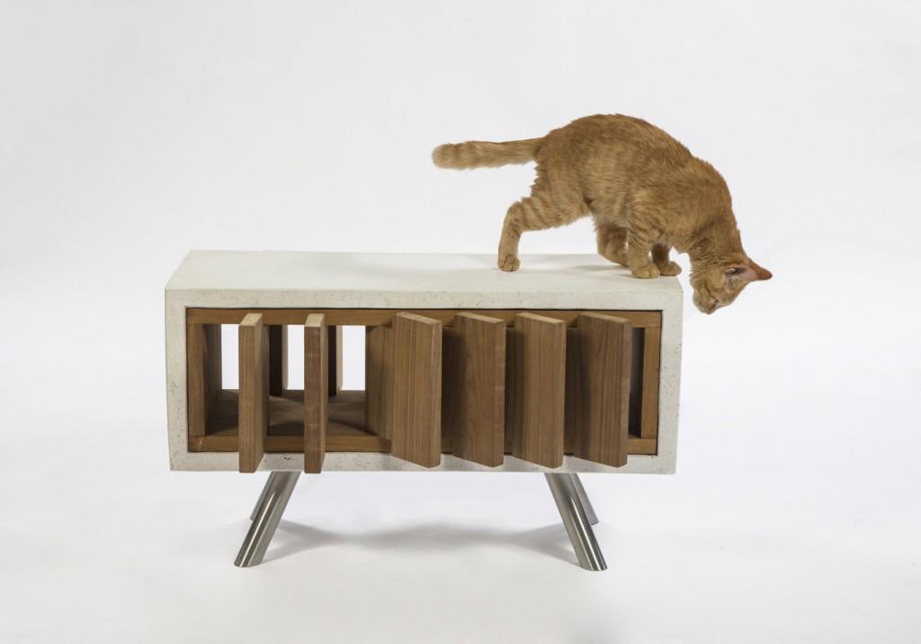 Standard Architecture Design - California Catcube