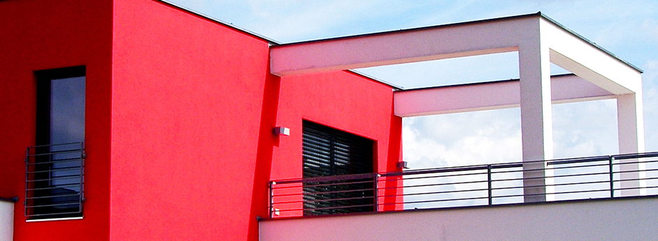 Elegir la pintura correcta para una fachada decoraccion - Pintura para fachada ...