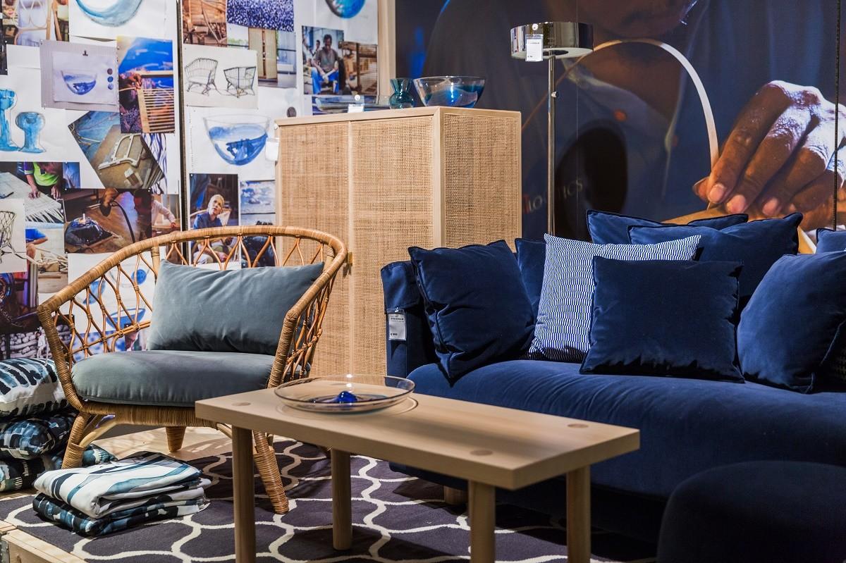 novedades de ikea para 2017 tendencias para el hogar. Black Bedroom Furniture Sets. Home Design Ideas