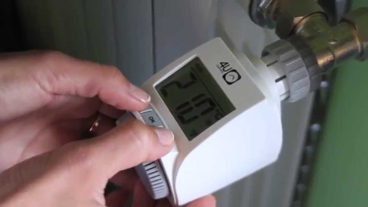 Cabezal electrónico RF instalado