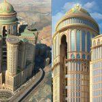 Abraj Kudai será el hotel más grande del mundo