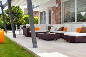 mobiliario para jardín