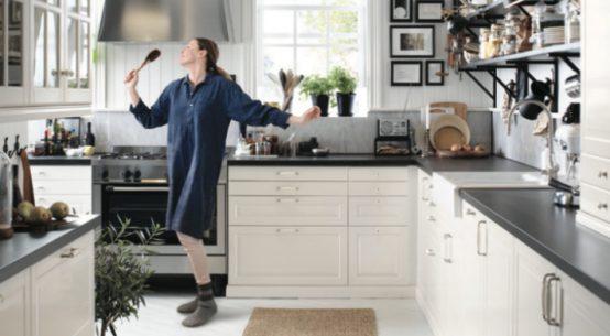 catalogo ikea 2017 cocina blanca