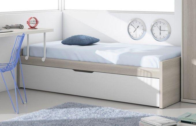 Camas nido en dormitorios infantiles y juveniles - Camas nido infantiles ...