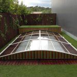 Diferentes cubiertas para nuestra piscina