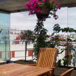 Redescubre tu terraza con las cristaleras plegables