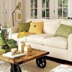 Cómo combinar los muebles los colores de las paredes