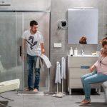 Mamparas de baño y ducha adaptables a cualquier espacio