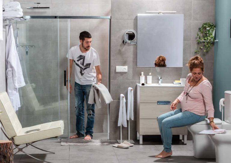 Instalar una mampara de ducha decoraccion es estilos - Instalar mampara ducha ...