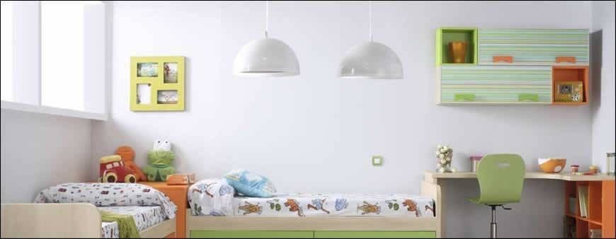 Decorar con lamparas infantiles estilos ideas trucos for Lampara habitacion infantil