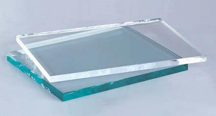 El vidrio en la decoración