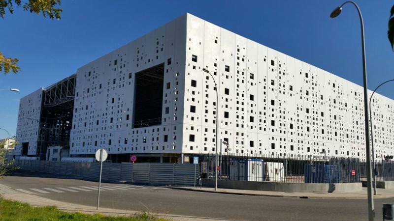 fachada prefabricada