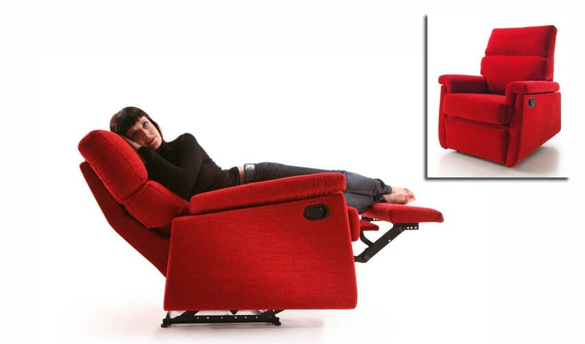 Caracter sticas de los sillones relax for Sillones relax pequenos
