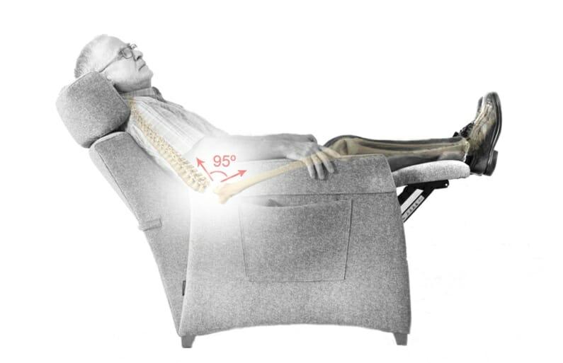 sillon postura