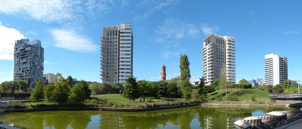 Las mejores zonas donde buscar pisos de obra nueva en Barcelona