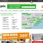 Mobiprix, tu tienda de muebles al mejor precio