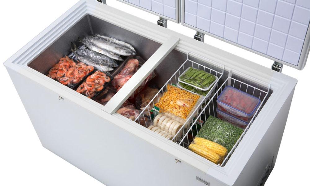 """Arcón congelador o congelador vertical ¿cuál elegir"""""""