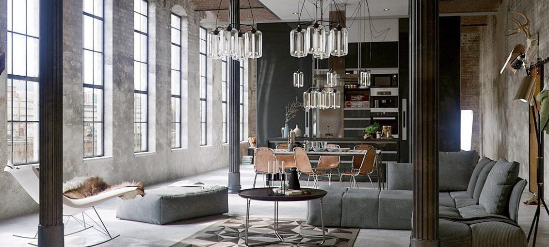 C mo decorar con estilo industrial ideas y trucos para - Decorar con estilo ...