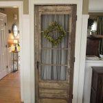 Cómo reutilizar una puerta antigua para decorar tu casa