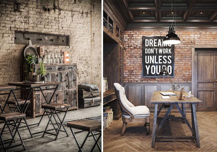 C mo decorar con estilo industrial ideas y trucos para - Iluminacion estilo industrial ...