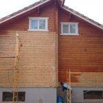 Mantenimiento una casa de madera paso a paso