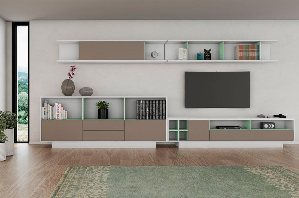 Cómo son los muebles de comedor modulares - Trucos - Consejos - Moda