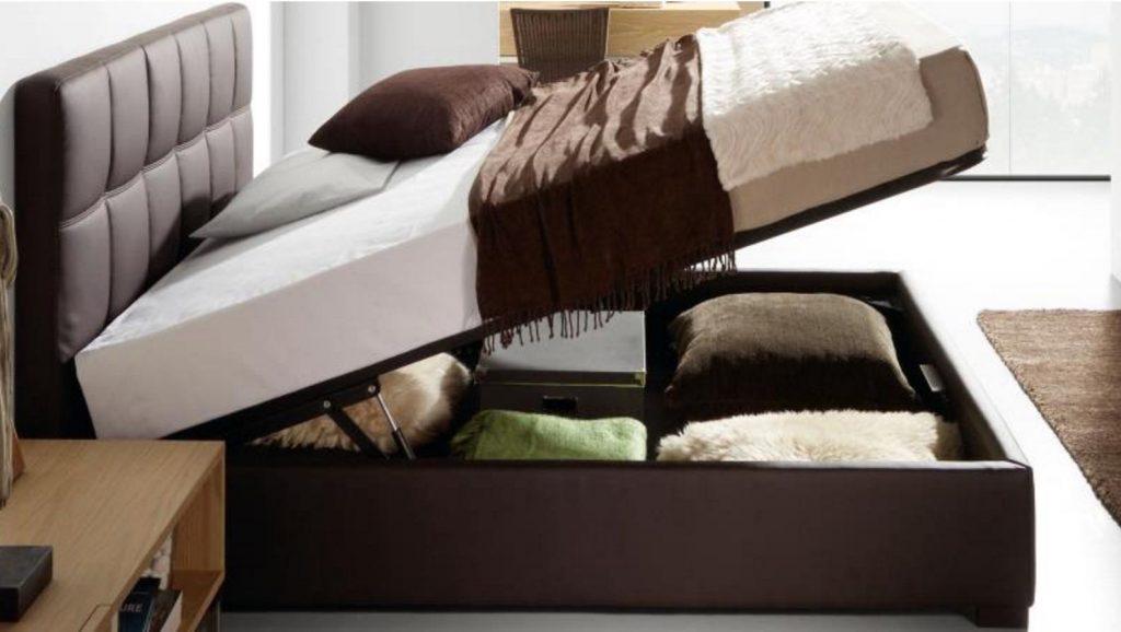 canapé de cama espacio en tu dormitorio
